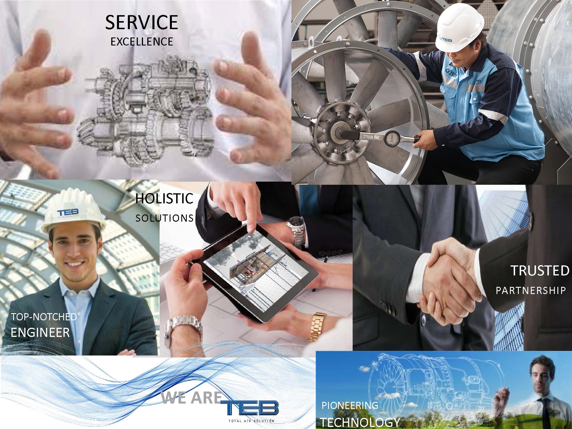 Thai Engineering and Business Co., Ltd.